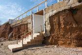 Erozja gleby — Zdjęcie stockowe