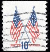 アメリカ合衆国切手 — ストック写真