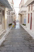 Andros island - Greece — Stock Photo