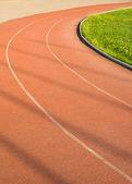The running ways — Foto de Stock