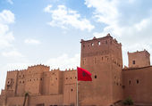 Kasbah von Taourirt 691 — Stock Photo