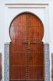 Arab door — Stock Photo
