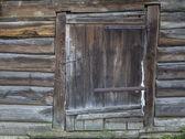 Antigua puerta rústica — Foto de Stock