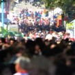 Anonymous Large Crowd — Stock Video #47248489