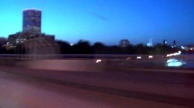 Portland City Driving — Video Stock
