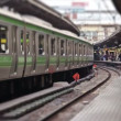 Tokyo train station — Stock Video #49820383