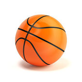 Basketball ball — Stockfoto