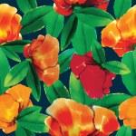 Flower pattern — Stock Vector #51259157