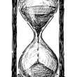 Hourglass — Stock Vector #47157089