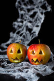 Halloween treats for children — Stock Photo