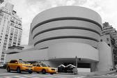 Guggenheim Museum, New York, USA — Stock Photo