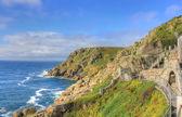 The Peninsula of Cornwall, UK, England — Stock Photo