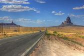 Monument Valley ,Utah ,USA — Stock Photo