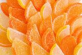 橙色枣 — 图库照片