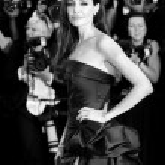 Angelina jolie — Stockfoto