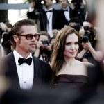 Angelina Jolie, Brad Pitt — Stock Photo #48620159