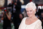 Judi Dench — Stock Photo