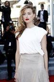 Amber Heard — Stock Photo