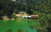 Cennet  Lake — Stock Photo