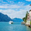 The largest Italian lake, Lago di Garda, Malcesine — Stock Photo #47365729