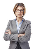 Executive business woman — Stock Photo