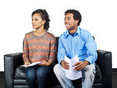 Casting Call Auditioning Actors — Stock Photo