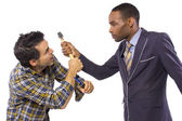 Abusive Boss — Stock Photo