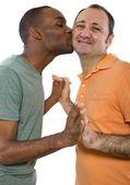 Para gejów — Zdjęcie stockowe