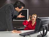 Office Stress — Stock Photo
