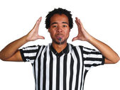 Referee — Stock Photo