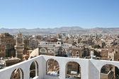 Views of Sanaa, Yemen. — Stock Photo