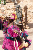Mask and the Dogon dance, Mali. — Stock Photo
