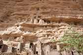 Ancient Dogon village, Mali (Africa). — Stock Photo