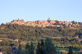 Panorama of Montepulciano — Stock Photo