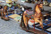 Flohmarkt — Stockfoto