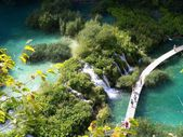 Plitvice Lakes, Croatia — Stock Photo
