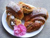 St. Martin's croissants — Stock Photo