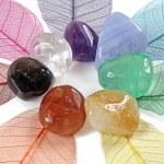 Chakra Healing Crystals — Stock Photo #47828479
