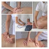 Sports Massage Therapy — Stock Photo
