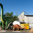 Rainbow Rock Shop in Holbrook, Arizona along the historic Route 66 — Stock Photo #51445891