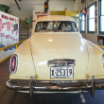 Route 66 Museum in Kingman, Arizona, USA — Stock Photo #51448325
