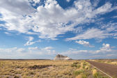 Petrified Forest National Park, Arizona, USA — Stock Photo
