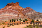 Paria site, Utah — Stock Photo