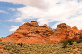 Coyote Buttes South — Stock Photo