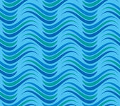 Abstract wave pattern — Stock Vector