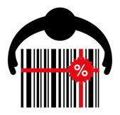 Shoping concept — Stock Vector