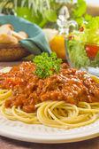 スパゲッティ — ストック写真