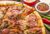 Pizza italienne — Photo