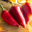 Roasted chili peppers — Stock Photo #47524619