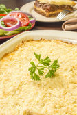 Lasagna casserole — Stock Photo